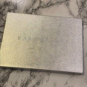 Kara Beauty gel glitter pallet